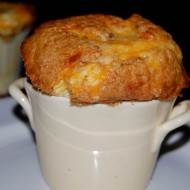 Easy as 1-2-3 Cheese Souffle