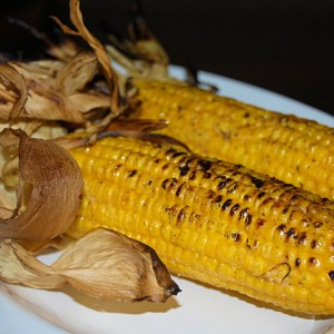 Lime Grilled Corn on the Cob