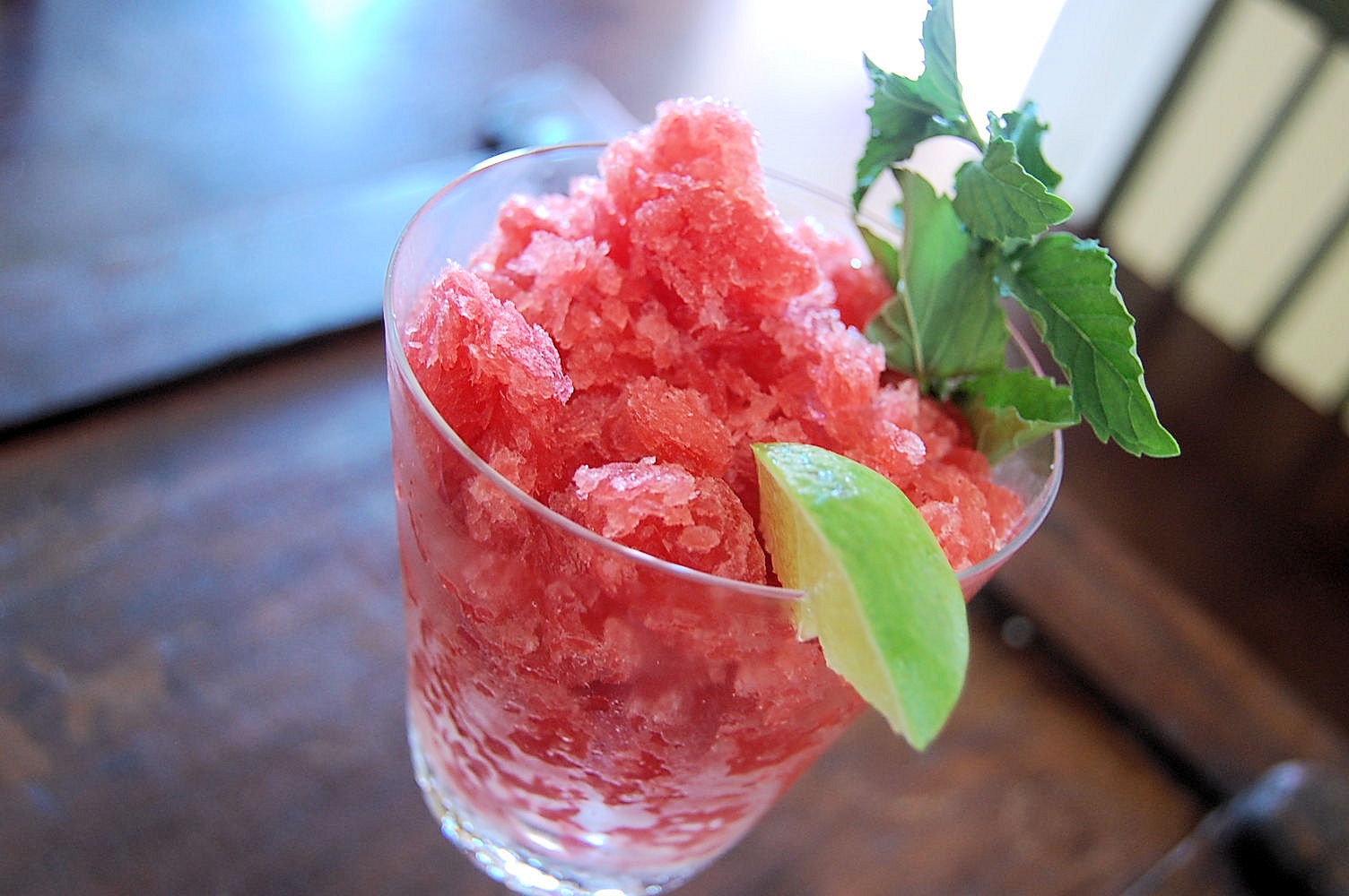 watermelon-mint-and-lime-granita