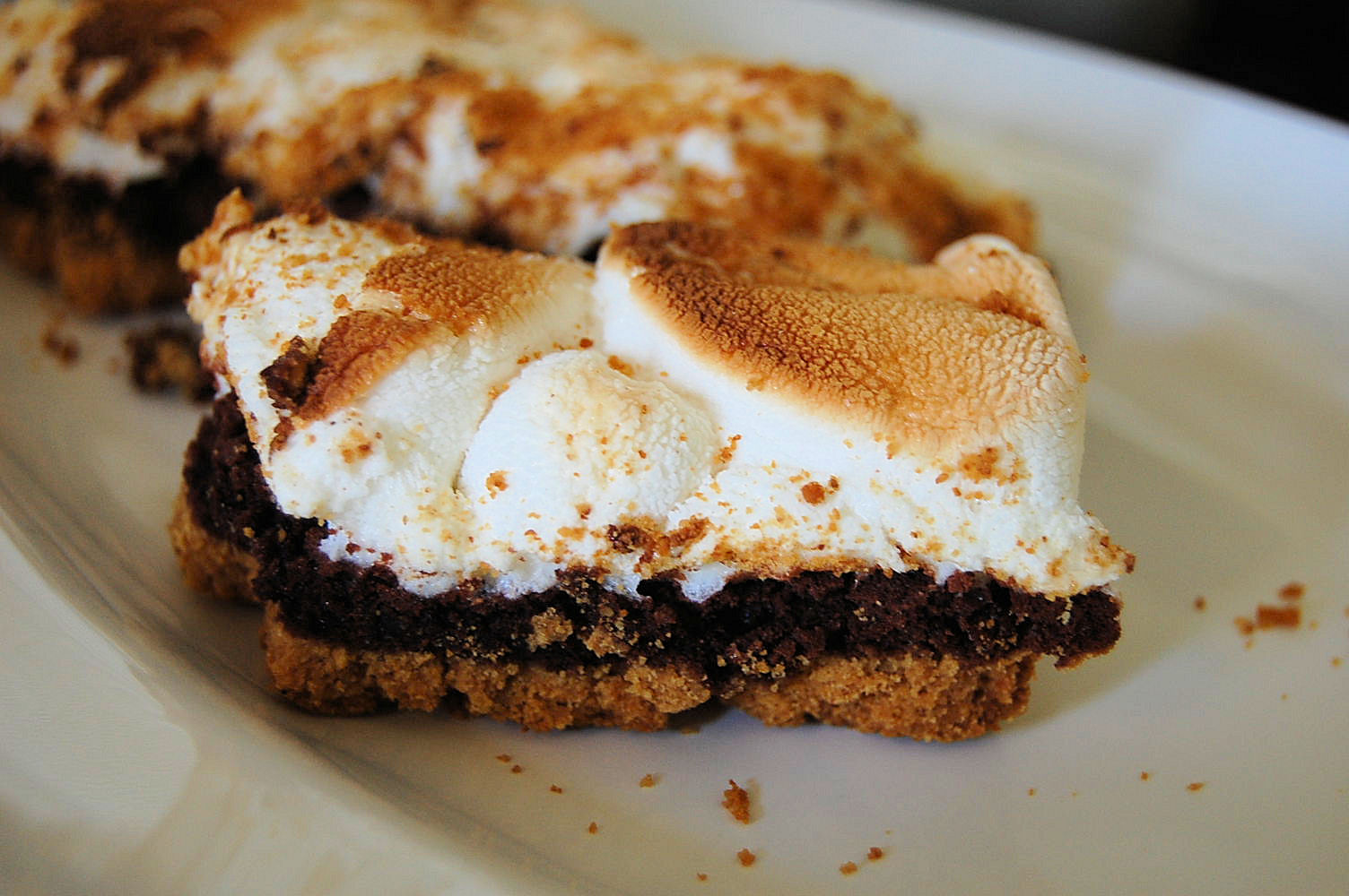 smores-brownie