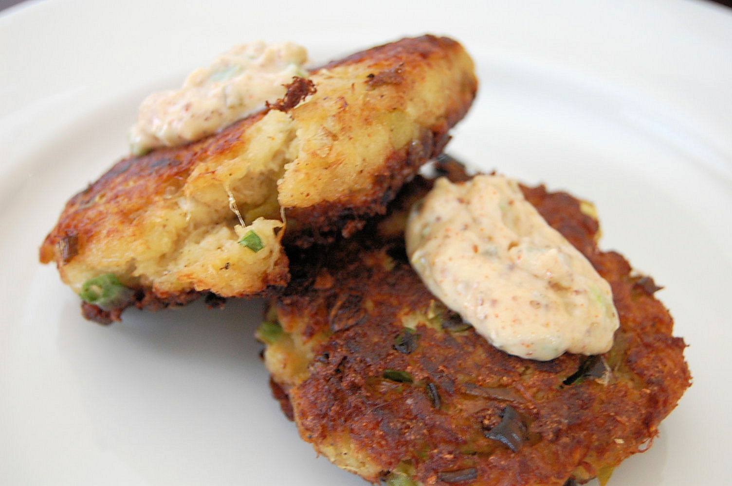 green-chile-crab-cakes
