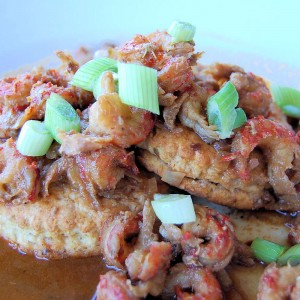 Crawfish Shortcakes