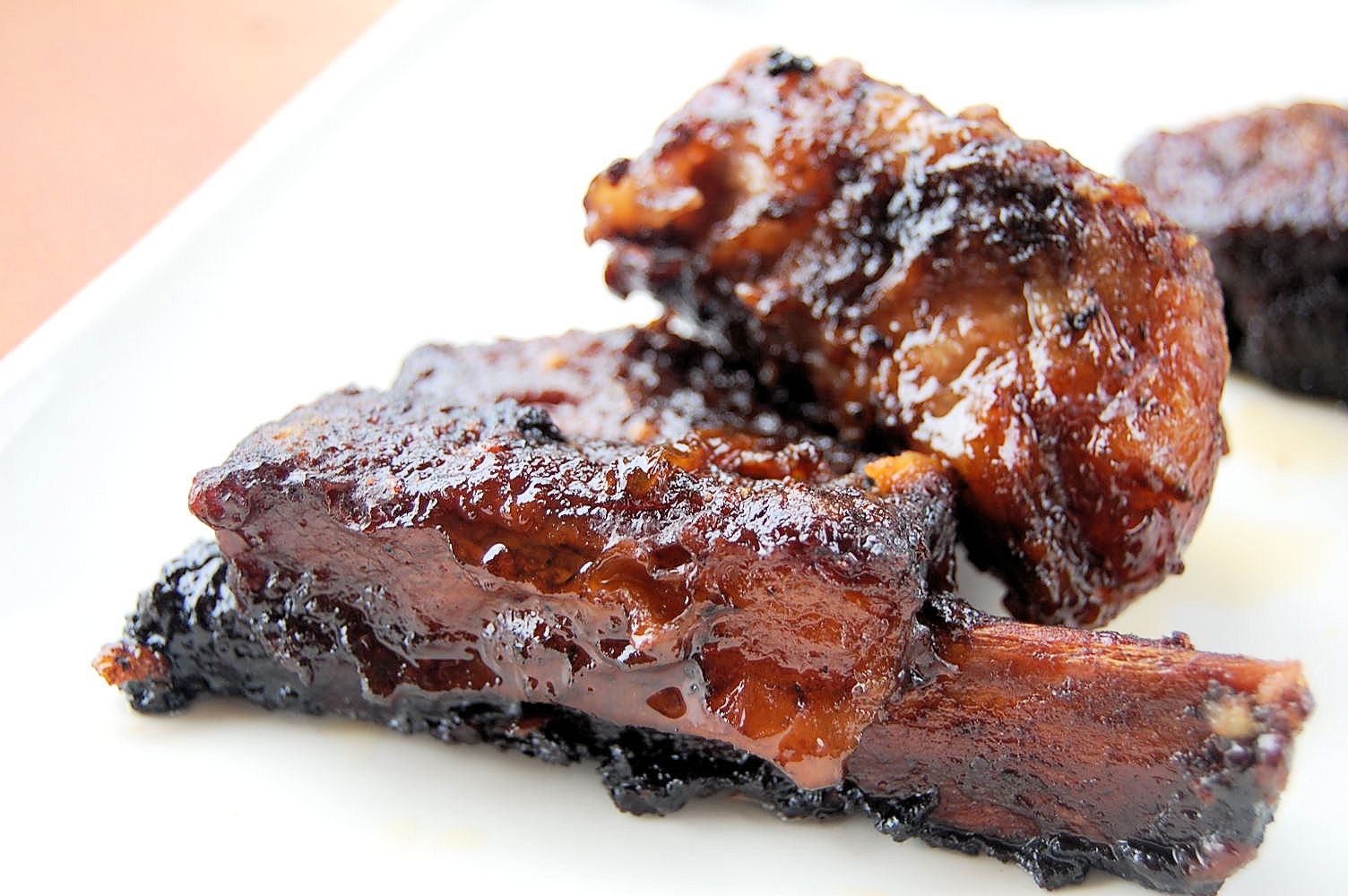 Balsamic-Glazed Short Ribs Recipe — Dishmaps