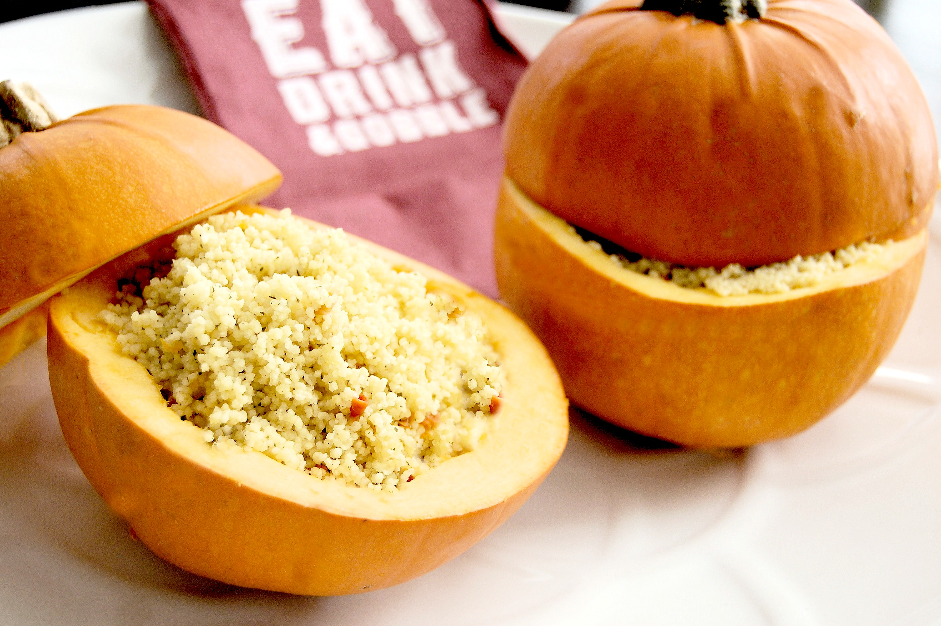 pumpkin-infused-couscous