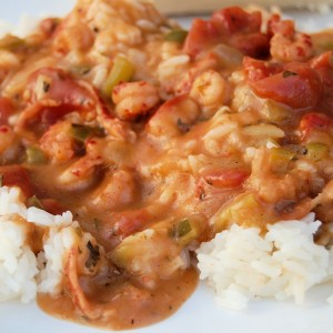 The Best Crawfish Etouffee Ever!