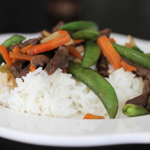 Bold and Zesty Beef Stir-Fry