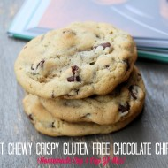 The Best Gluten Free Chocolate Chip Cookie and the runner-ups
