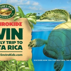 EnviroKidz Costa Rica Contest + No-Bake Cinnamon Raisin Energy Balls