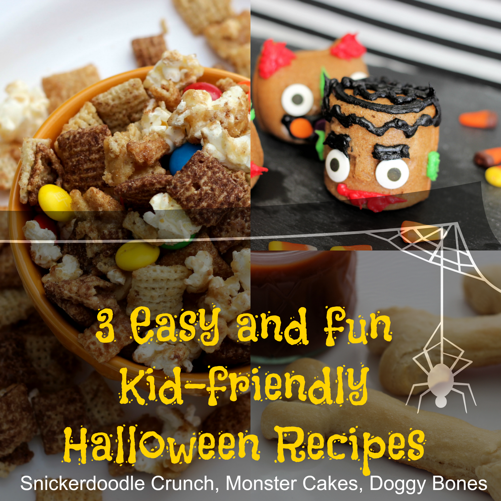 3 easy kid friendly halloween recipes kitchen belleicious